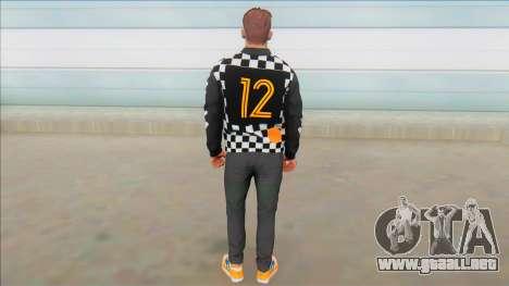 Chuck Skin para GTA San Andreas
