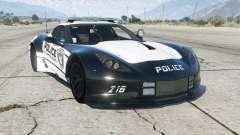 Chevrolet Corvette C7.R Pursuit Edition add-on para GTA 5