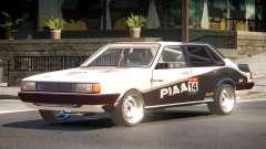 1985 Audi 80 B2 PJ3 para GTA 4
