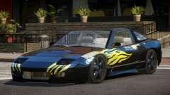 Nissan 240SX GS L8 para GTA 4