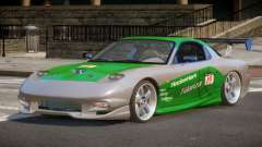 Mazda RX7 L-Tuned L10 para GTA 4