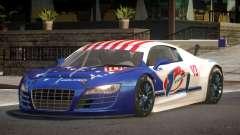 2010 Audi R8 LMS PJ2 para GTA 4