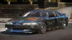 Nissan Silvia S14 Drift PJ7 para GTA 4