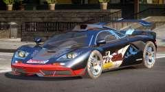 1998 McLaren F1 PJ4 para GTA 4
