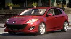 Mazda 3 HKS para GTA 4