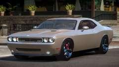 Dodge Challenger SRT8 GST para GTA 4