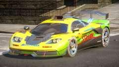 1998 McLaren F1 PJ3 para GTA 4