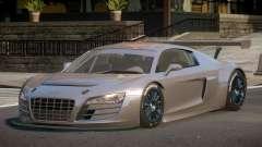 2010 Audi R8 LMS para GTA 4