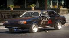 1985 Audi 80 B2 PJ6 para GTA 4