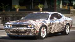 Dodge Challenger SRT8 GST L1 para GTA 4