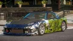Mazda RX7 CPS PJ8 para GTA 4