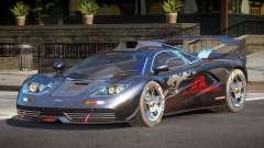 1998 McLaren F1 PJ7 para GTA 4
