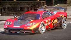 1998 McLaren F1 PJ5 para GTA 4