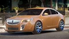 Opel Insignia BS para GTA 4