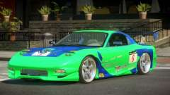 Mazda RX7 L-Tuned L5 para GTA 4