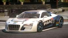 2010 Audi R8 LMS PJ5 para GTA 4