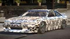 Nissan Silvia S14 Drift PJ9 para GTA 4