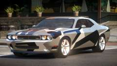 Dodge Challenger SRT8 GST L7 para GTA 4