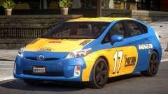 Toyota Prius L2 para GTA 4