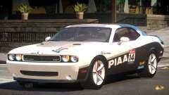 Dodge Challenger SRT8 GST L4 para GTA 4