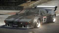1979 BMW M1 PJ8 para GTA 4