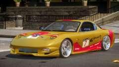 Mazda RX7 L-Tuned L7 para GTA 4