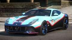 Ferrari F12 PSI L1 para GTA 4