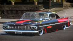 Chevrolet Impala L-Tuning L8 para GTA 4