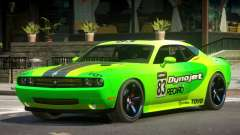 2010 Dodge Challenger SRT8 L3 para GTA 4