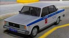 Vaz 2105 PPP Police 2001