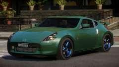 2010 Nissan 370Z para GTA 4