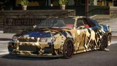 Nissan Skyline R34 GS PJ5 para GTA 4
