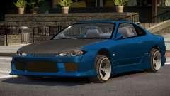 1999 Nissan Silvia S15 para GTA 4