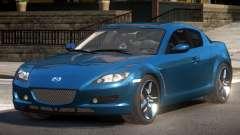 Mazda RX8 R-Tuned para GTA 4