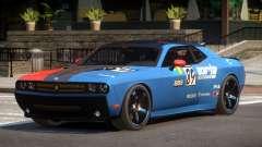 2010 Dodge Challenger SRT8 L5 para GTA 4