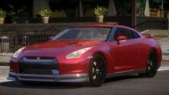 Nissan GTR PSI V1.0 para GTA 4