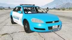 Chevrolet Impala Medford Police para GTA 5