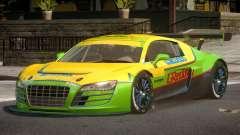 2010 Audi R8 LMS PJ6 para GTA 4