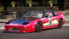 Nissan 240SX GS L4 para GTA 4