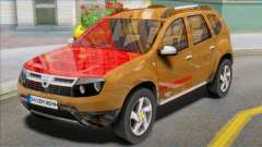 Dacia Duster 2014 Modu T'rkiye
