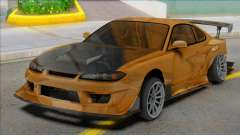 Nissan Silvia S15 DCL - Clean version