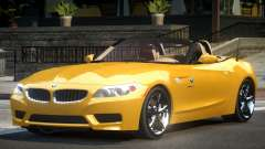 BMW Z4 SR-S para GTA 4