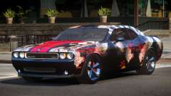 Dodge Challenger SRT8 GST L5 para GTA 4