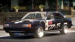 1985 Audi 80 B2 PJ1 para GTA 4