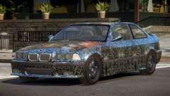 1992 BMW M3 E36 L9 para GTA 4