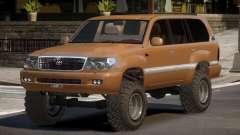 Toyota Land Cruiser 100 BS para GTA 4