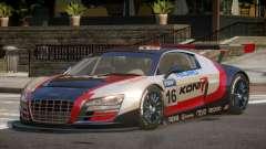 2010 Audi R8 LMS PJ10 para GTA 4