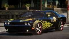 Dodge Challenger Drift L8 para GTA 4