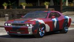 Dodge Challenger SRT8 GST L3 para GTA 4
