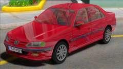 Ikco Peugeot Pars TU5 para GTA San Andreas